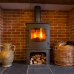 Chimney fires and cleaning