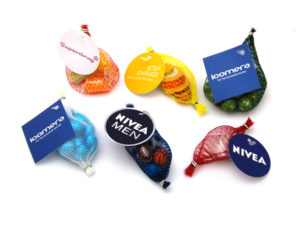 Branded confectionary