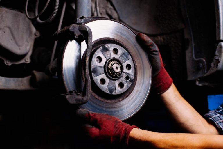 Truck braking systems