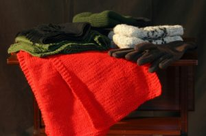 Winter cloaths and managing them