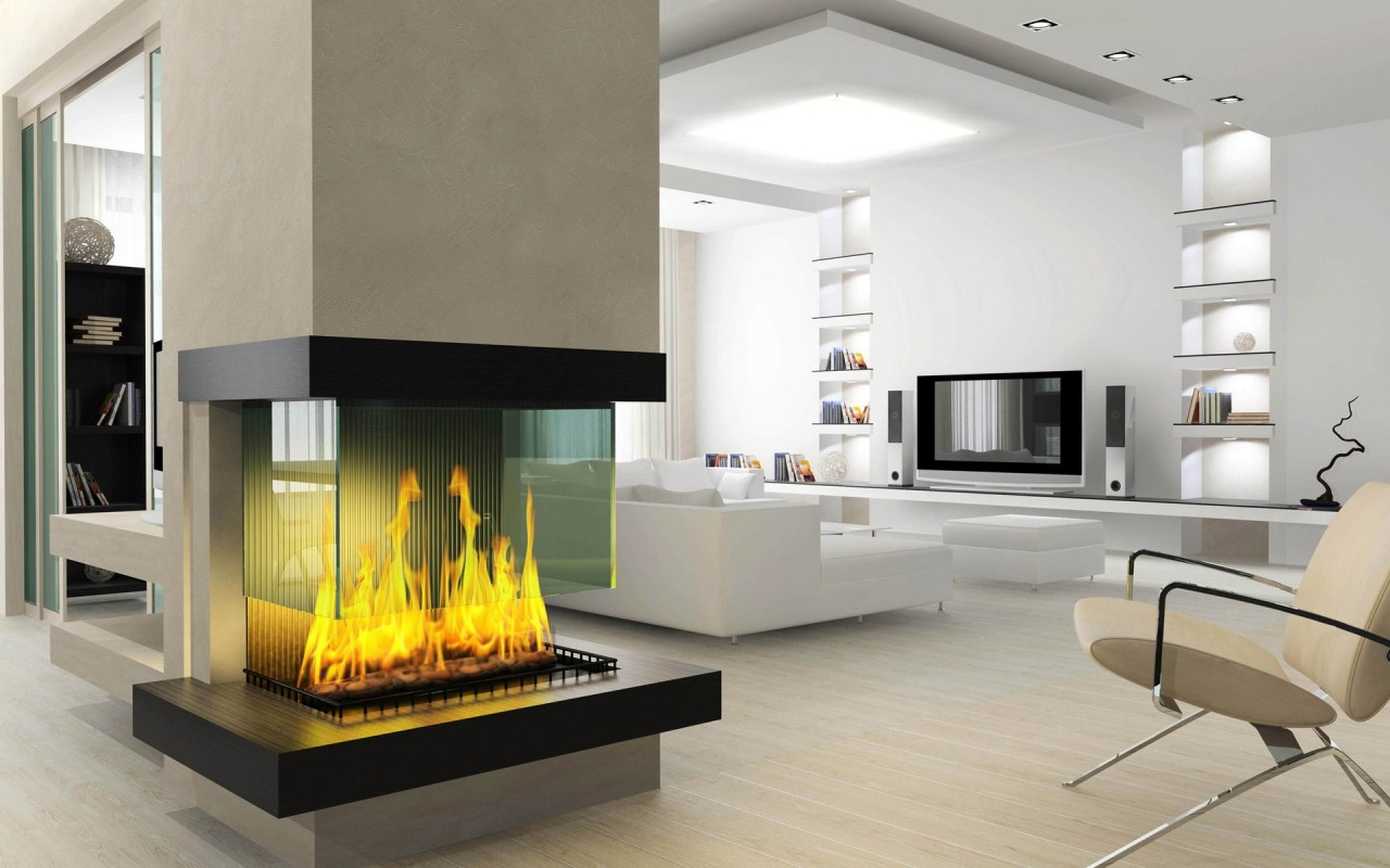 Ecofriendly Fireplaces