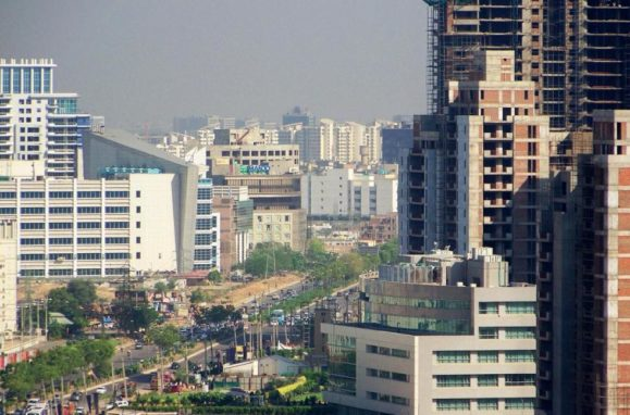 Real estate markets in India