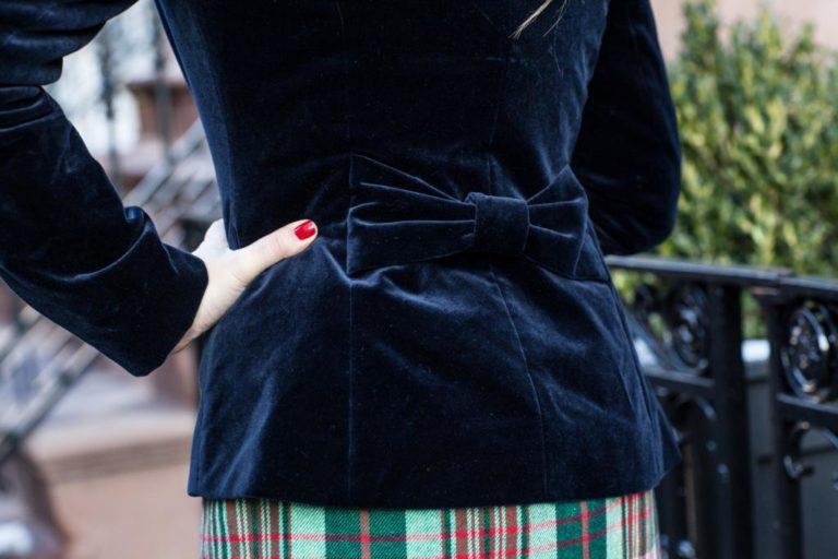 Velvet turnaround in fashion