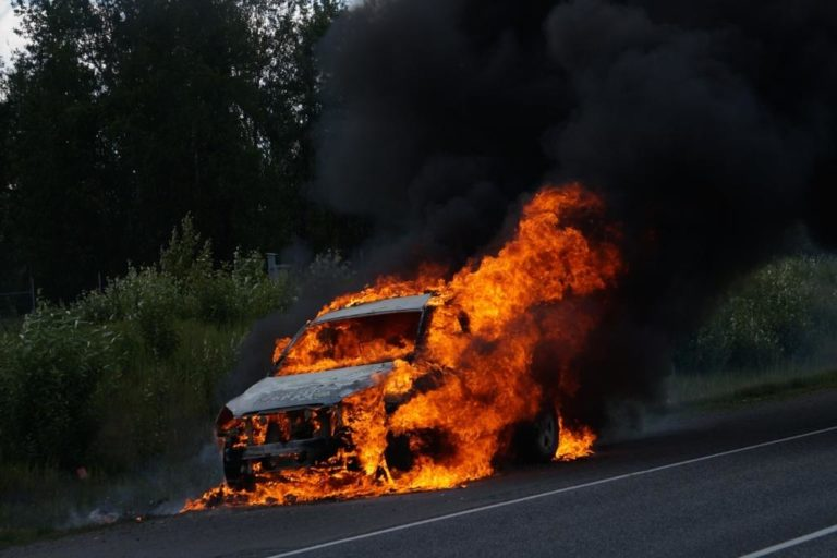 automobile car fires