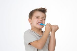 Aggressive Brushing: A Risk For Your Teeth And Gums