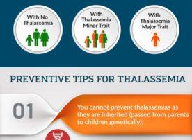 Preventive Tips for Thalassemia Tumb