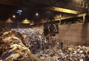 Waste to energy production