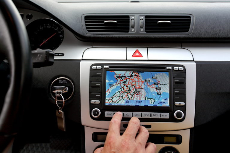 car GPS and its benefits