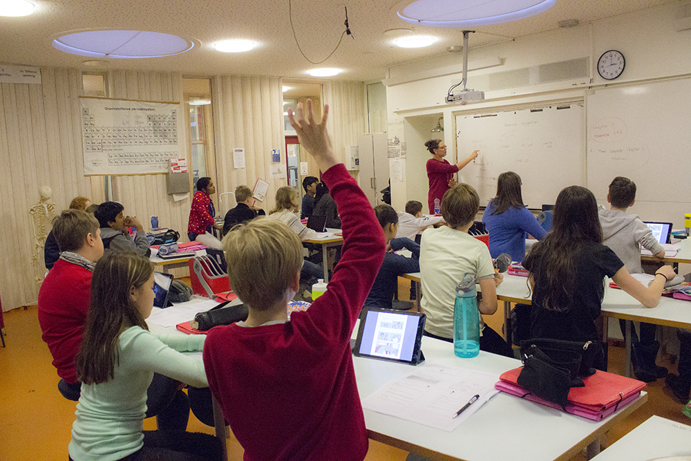 factual learning in classrooms