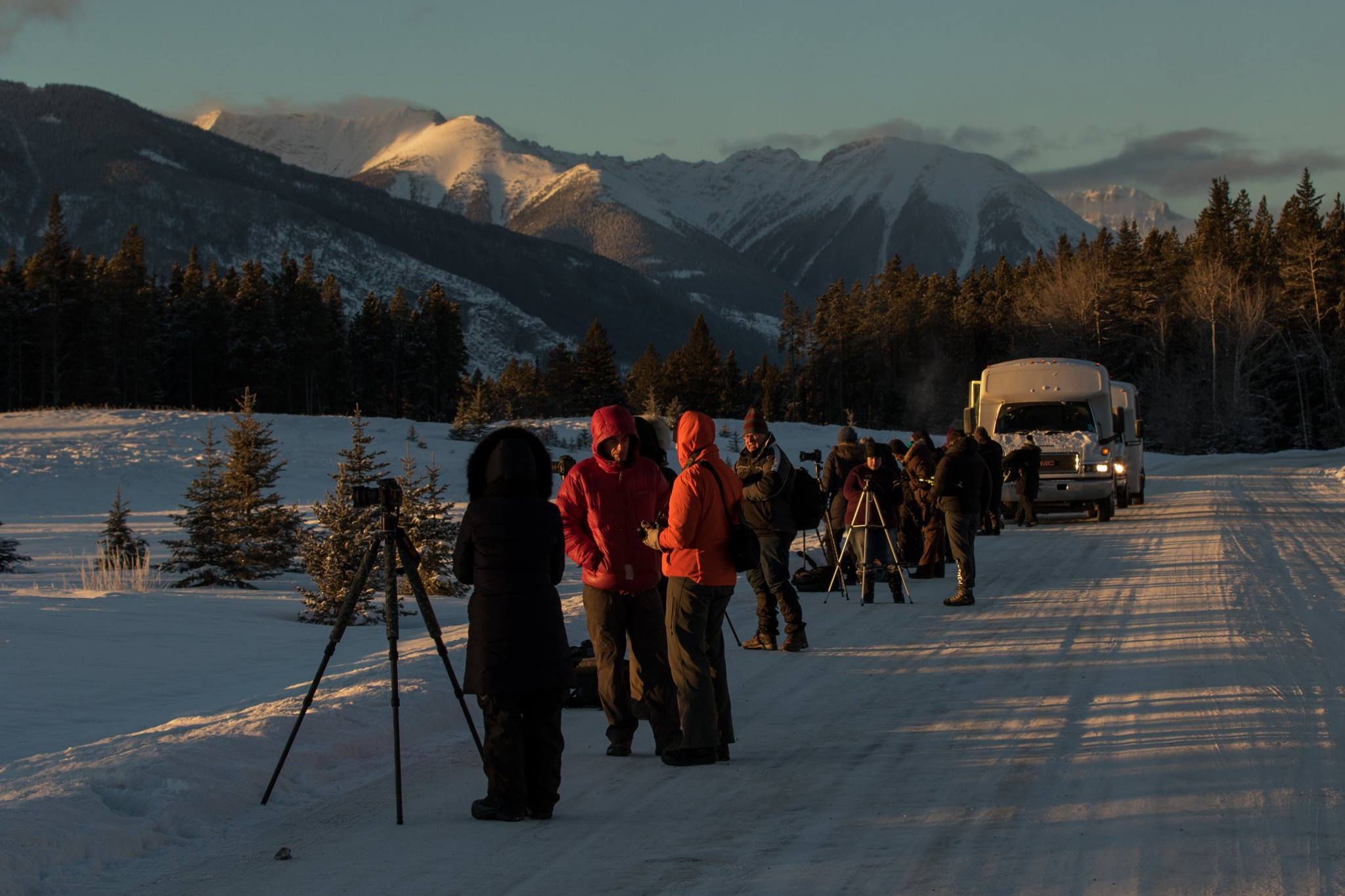 landscape photography event