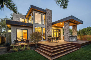 modern homes and design