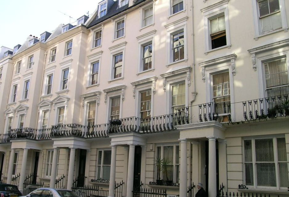 London home and buy to let properties