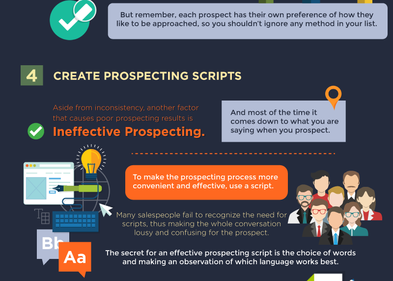 Ways to Prospect More Effectively Infographic Thumb