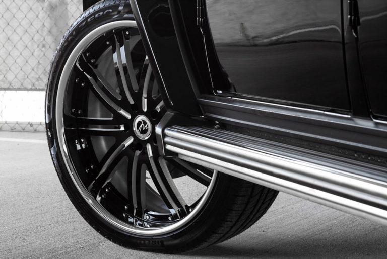 low profile tires