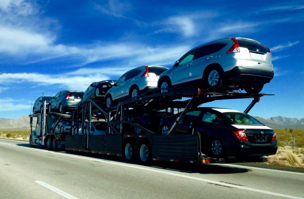 Car transport in Gurgaon India