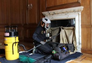 Chimney sweep tips for home owners