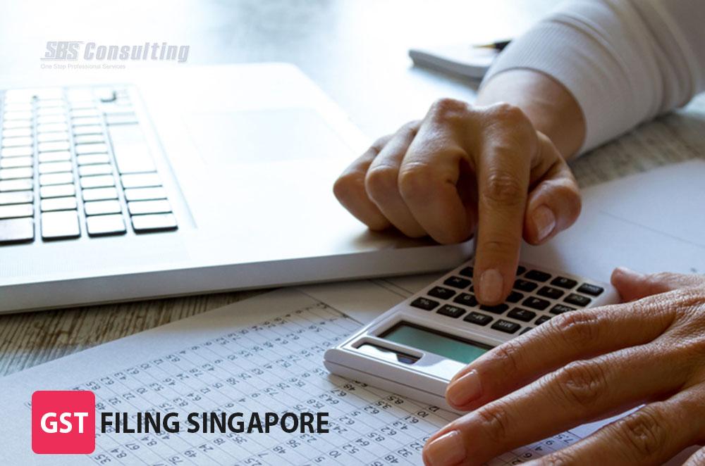 GST Filing Singapore