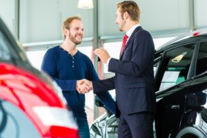 New auto dealership startup