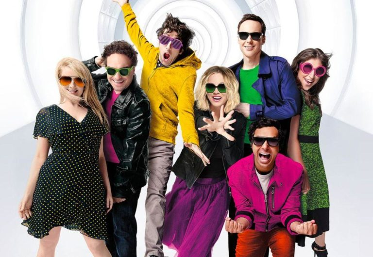 Fashion on TV shows namely Big Bang Theory