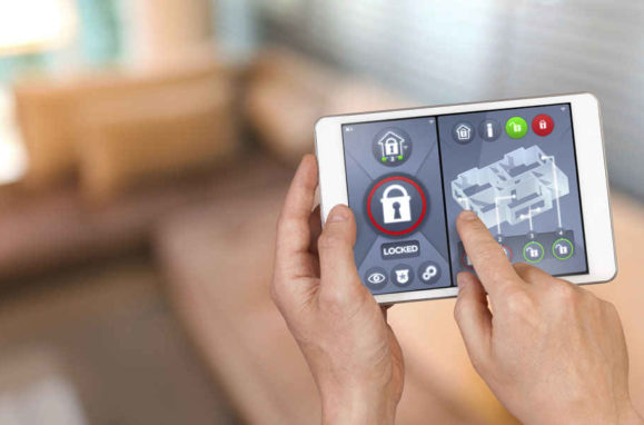 home security automation and IoT