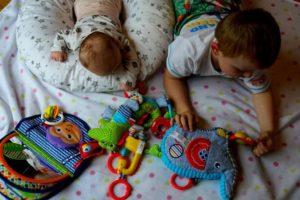 Toys for the development of children